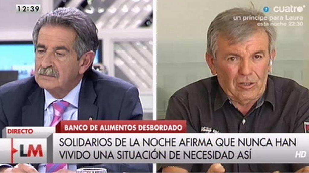 """Jaume Serra: """"Me pregunto cómo no se hace política pensando en quien sufre la crisis"""""""