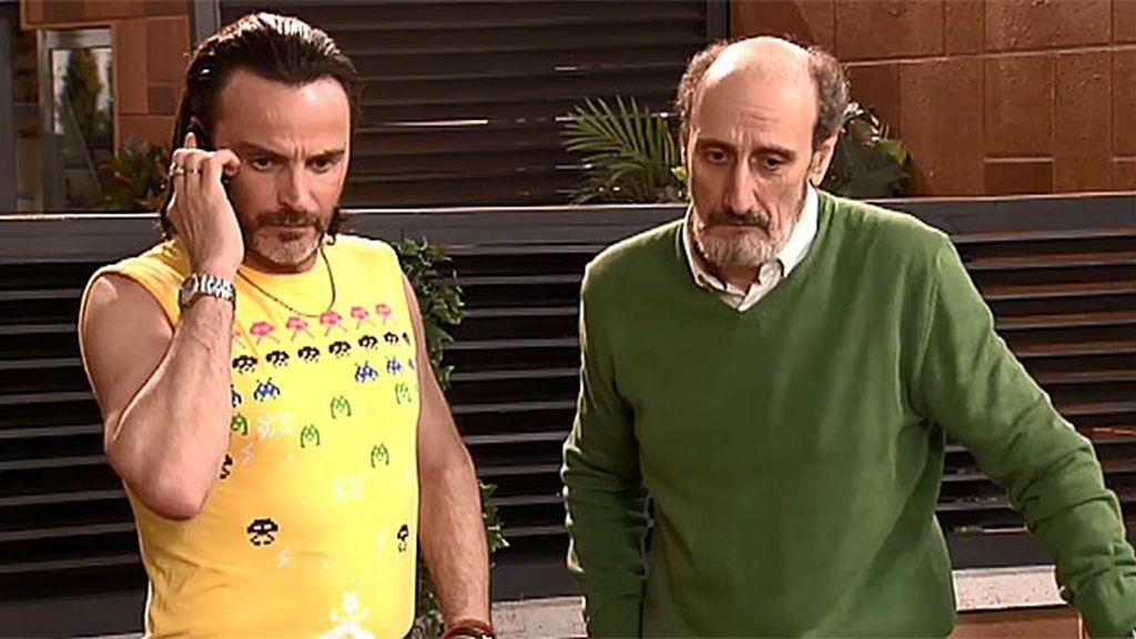 """Fermín, a Enrique: """"Las deudas se condonan... ¿se les pone un condón?"""""""