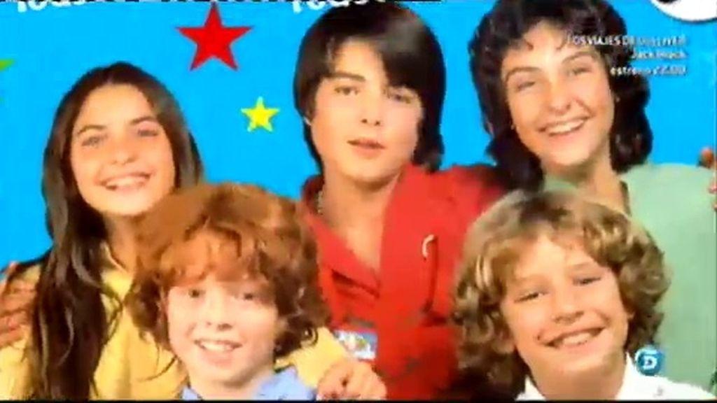 Parchís, y otros ídolos juveniles de los 80