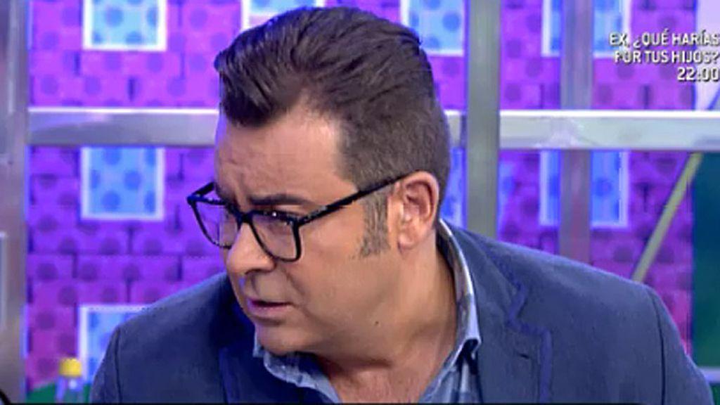 El enfado de J.J. Vázquez con Ana Botella