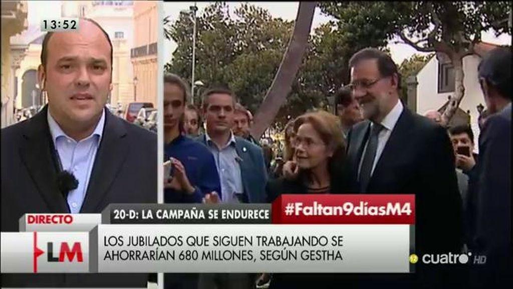 """J.C. Díez: """"El señor Rajoy ha hecho la mayor subida de impuestos de la democracia"""""""