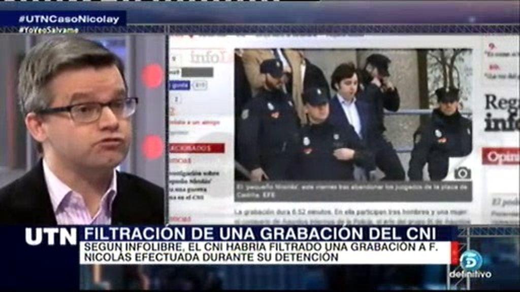 M. Rico se 'moja': ¿Que tiene que ver el caso del Pequeño Nicolás con Asuntos Internos?