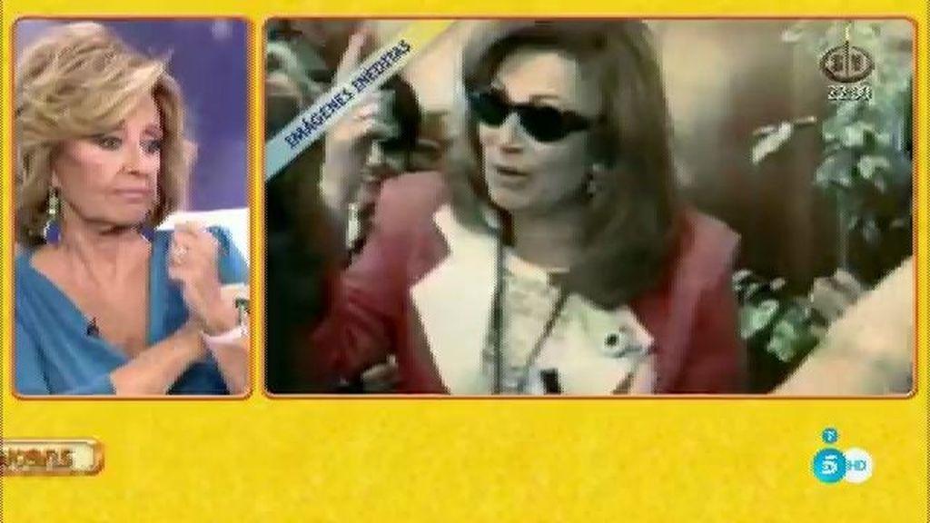 La polémica de Gloria Camila con Mª Teresa y Terelu Campos