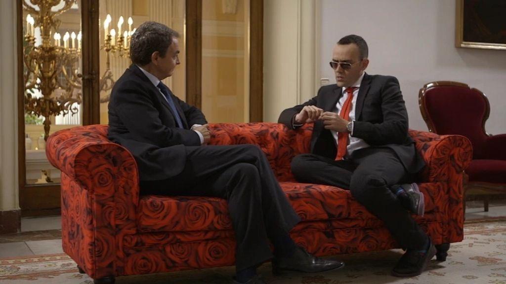 """Risto, a Zapatero sobre la negación de la crisis: """"Nos traicionaste"""""""
