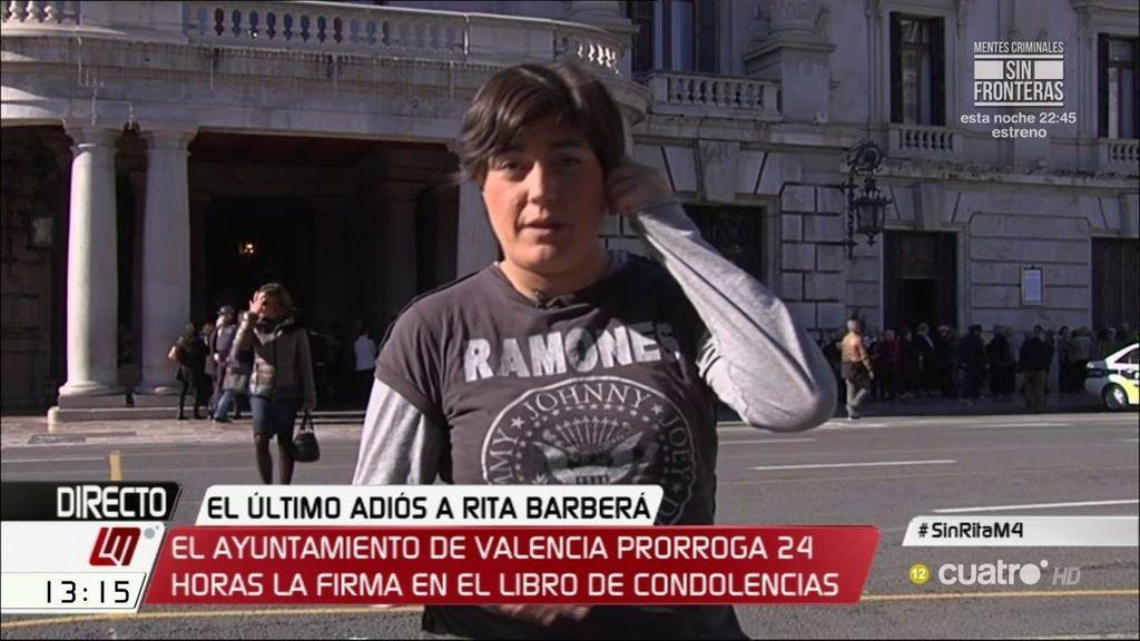 """Loreto Ochando: """"Quien ha hundido a Rita Barberá ha sido su propio partido"""""""