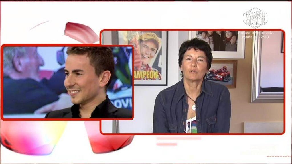 """El emotivo encuentro de Lorenzo y su madre: """"Mamá, lo hemos conseguido"""""""