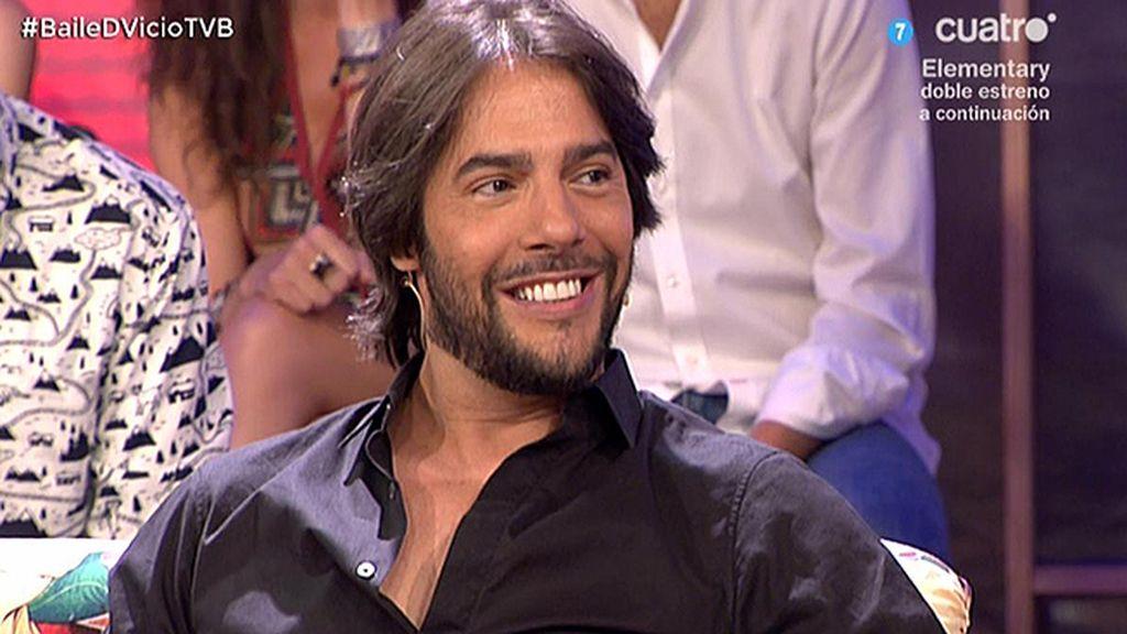 "Xavi, a J. Cortés: ""Tu arte es Patrimonio Nacional, como tener aquí a la Alhambra"""