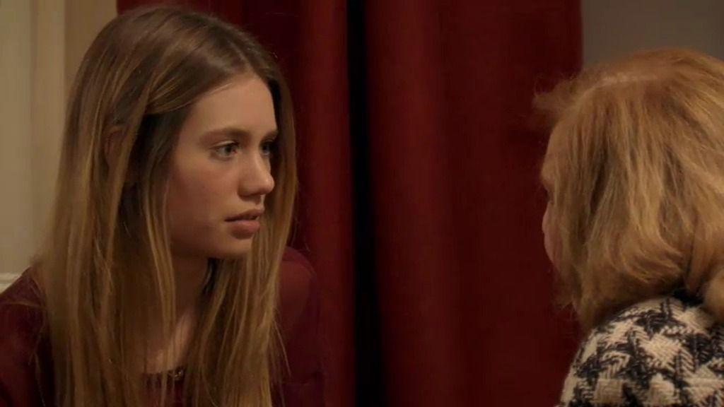 """Irene, a Asun: """"¿Y si me estoy equivocando casándome con Rodrigo?"""""""