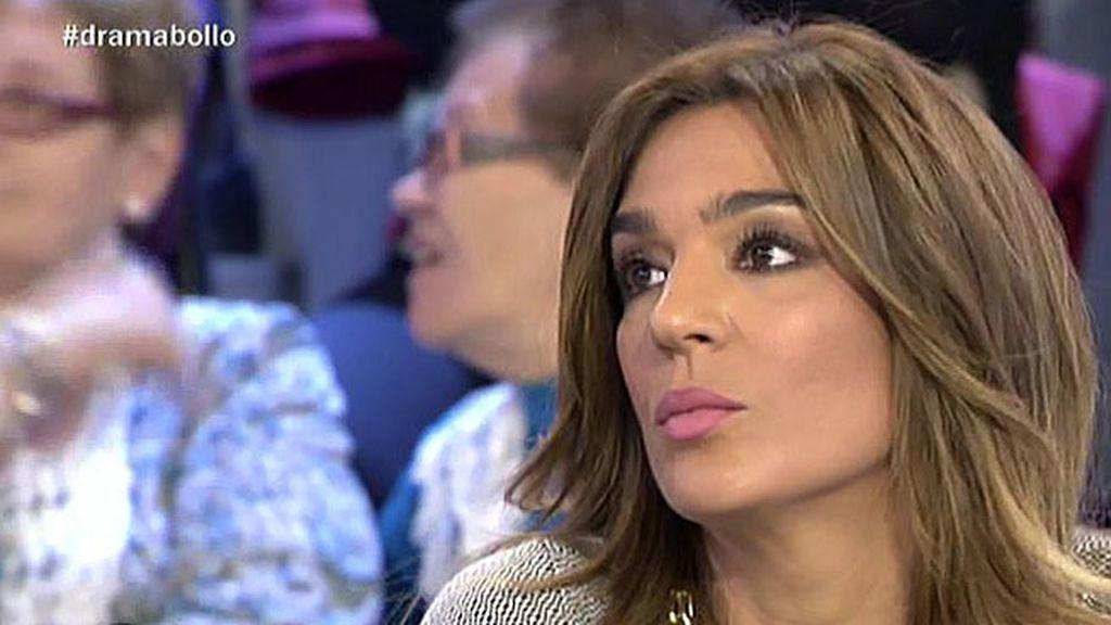 """Raquel Bollo: """"Para nervios, los míos"""""""