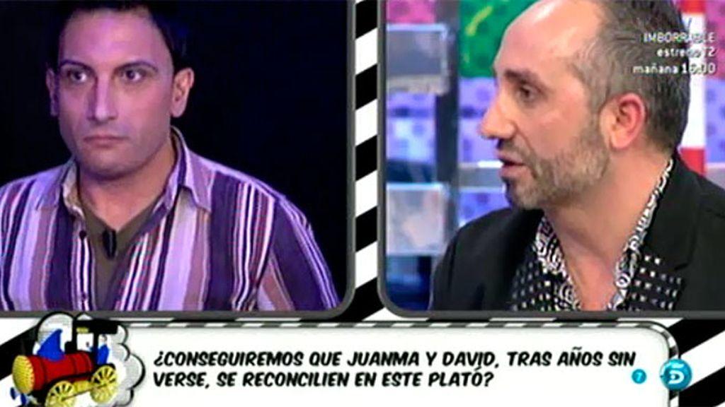 Continúan los enfrentamientos entre David y Juanma, ganadores de 'La casa de tu vida'