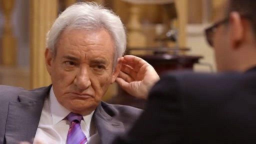 Risto: ¿Por qué Luis del Olmo sale en televisión a decir que le han estafado?