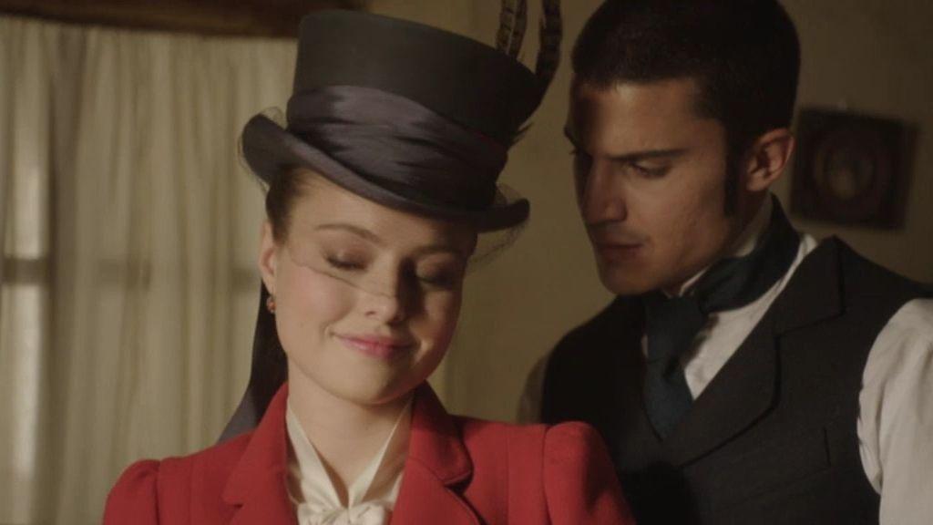 Don Joaquín descubre que su hermana mantiene una aventura con Hugo Bravo