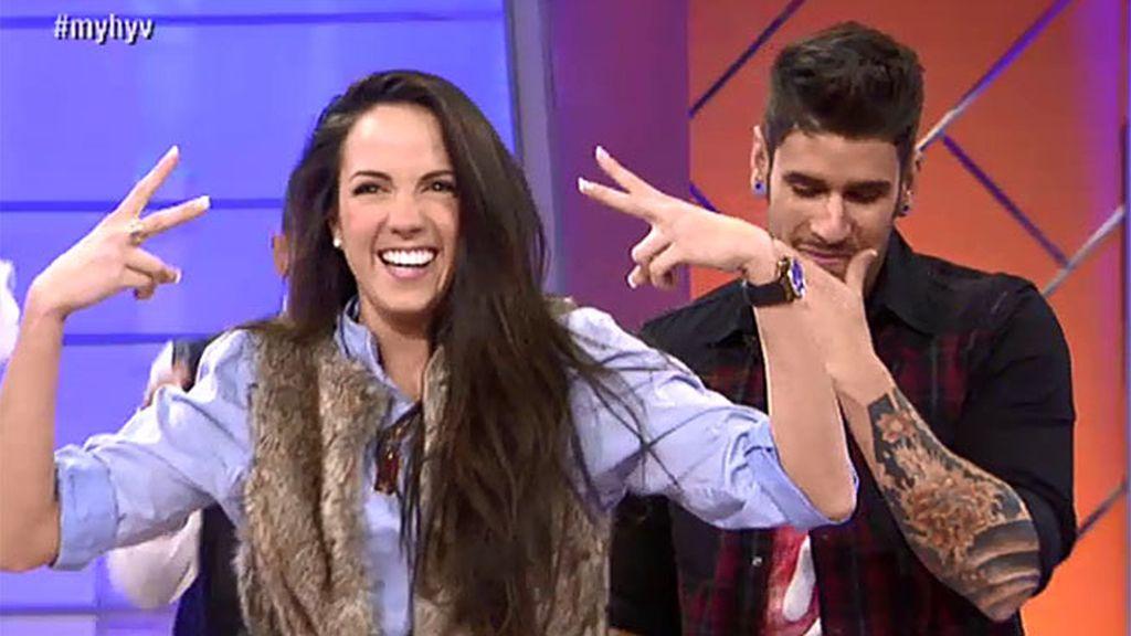 """Samira, después de besar a Iván: """"He venido a repartir un poco de clase"""""""