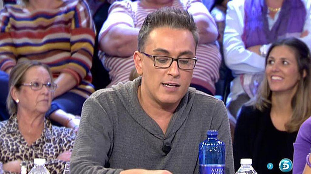 """Kiko Hernández, a Alberto Isla: """"Cuídate, sobre todo con lo que cuentas"""""""