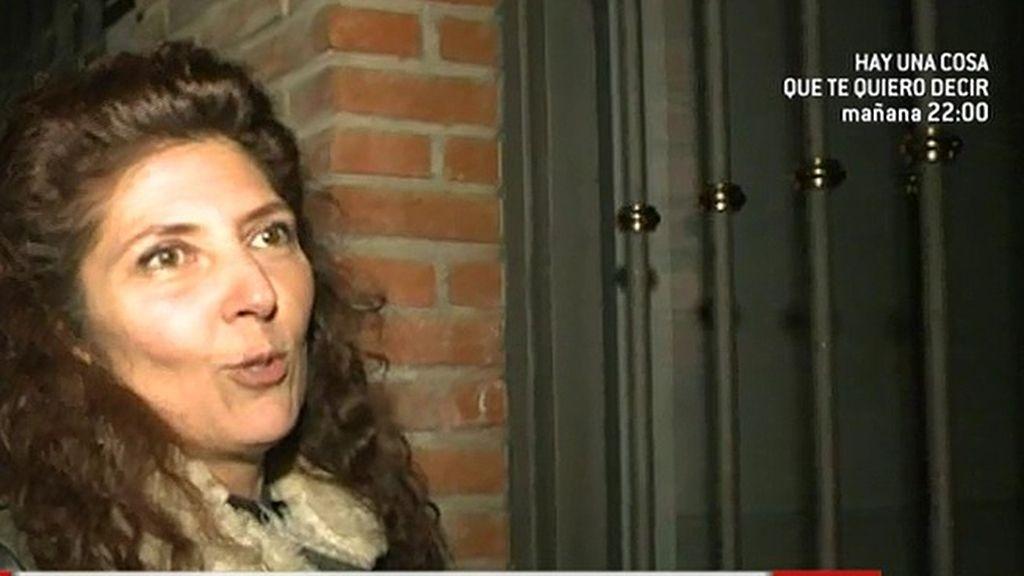 Geles, la hermana de Rosa Benito, ha confirmado que Chayo ha visitado a su madre
