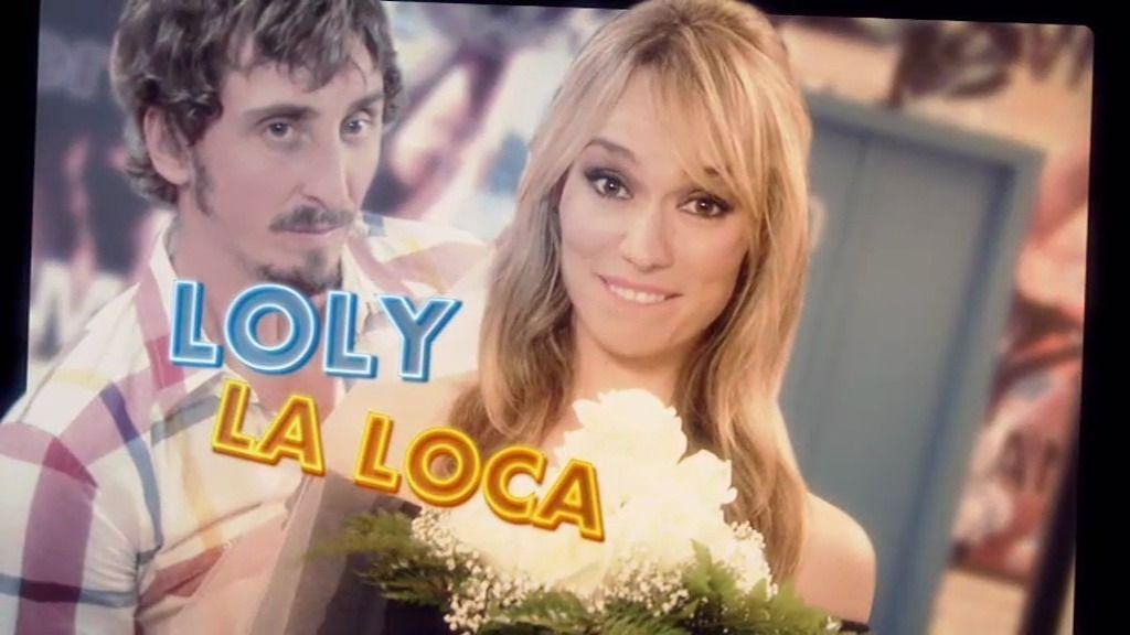 Patricia Conde es 'Loly, la loca'  en 'Gym Tony'
