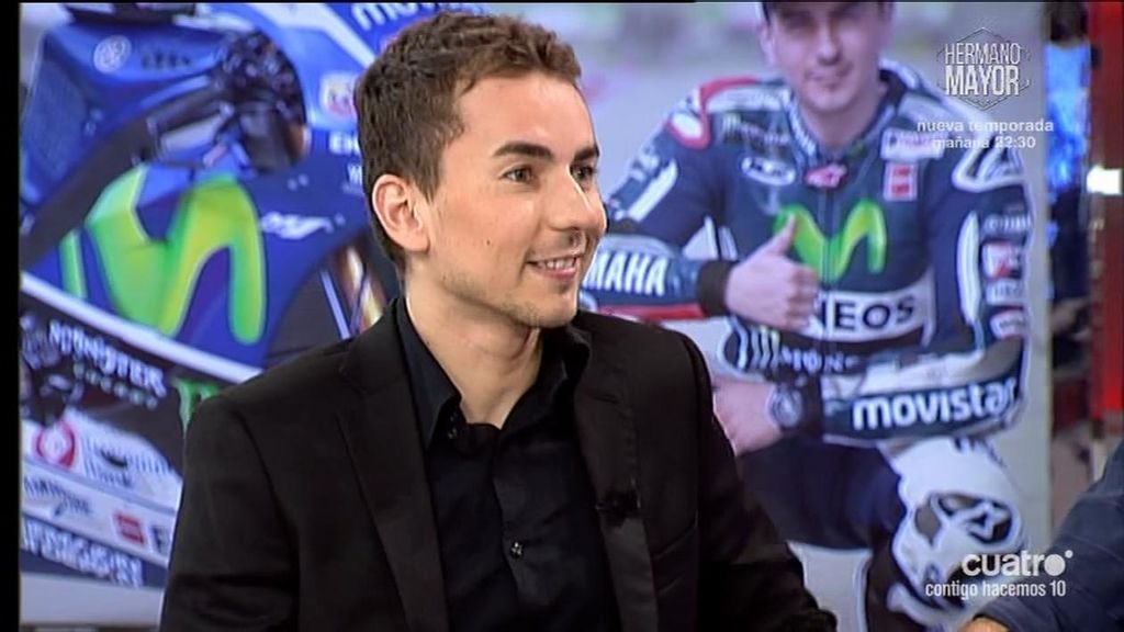 """Lorenzo, sobre su título mundial: """"Cuando paré la moto, empecé a llorar como un niño"""""""