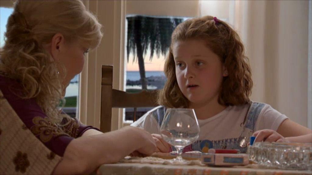 Los consejos de la abuela: Lucía, ¿eres de las que comen o de las que se dejan comer?
