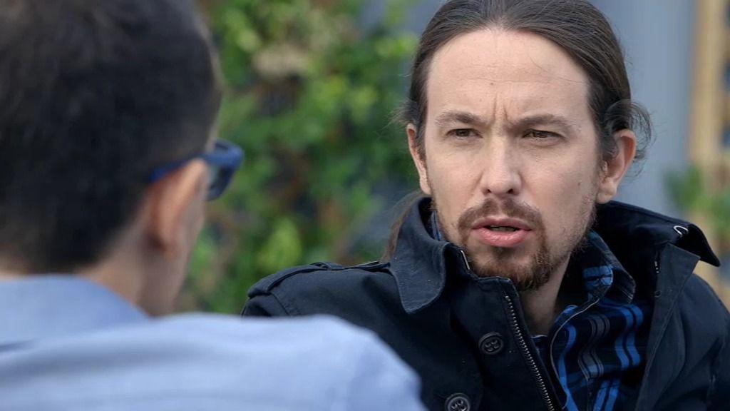 """Pablo Iglesias: """"La televisión configura la manera en la que la gente piensa"""""""