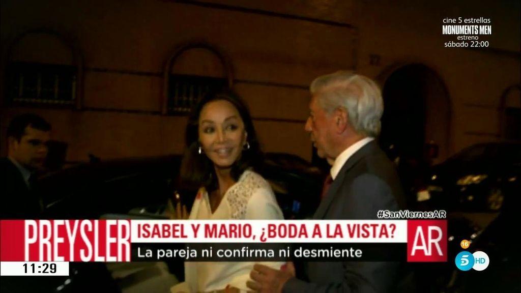 Isabel y Mario, ¿Boda a la vista?