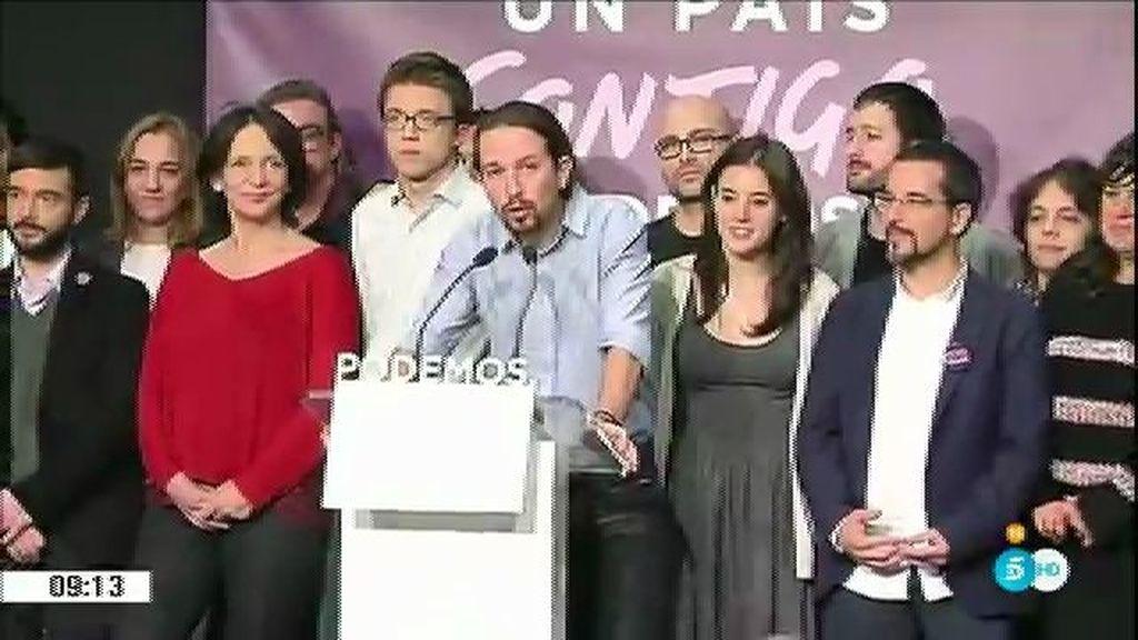 Las familias de Podemos: 'errejonistas', 'pablistas' y anticapitalistas