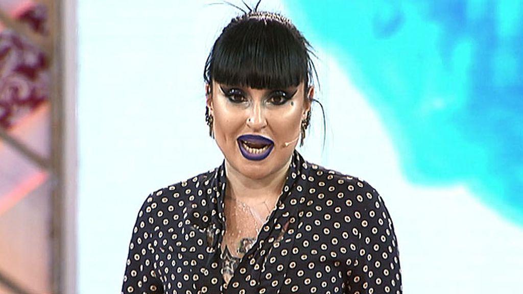 """Ainhoa: """"Quiero un look steampunk con catalejos y chorreras"""""""