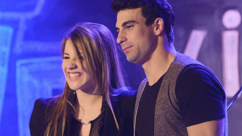 ¡Lana y André pasan el casting de la productora 'Misión Talento'!