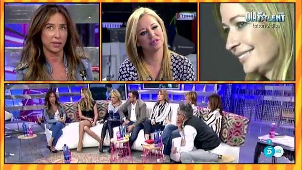 Toño no consiguió ni un solo contrato a Terelu como su representante, según María Patiño