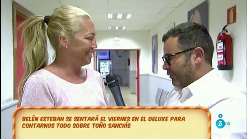 """Belén Esteban, del reportaje de T. Sanchís: """"Sabía que en algún momento iba a hablar"""""""