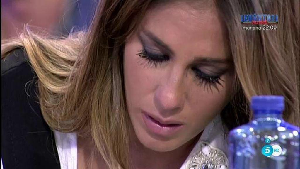 Anabel Pantoja se rompe tras ver la imitación que Kiko Hernández ha hecho de su primo