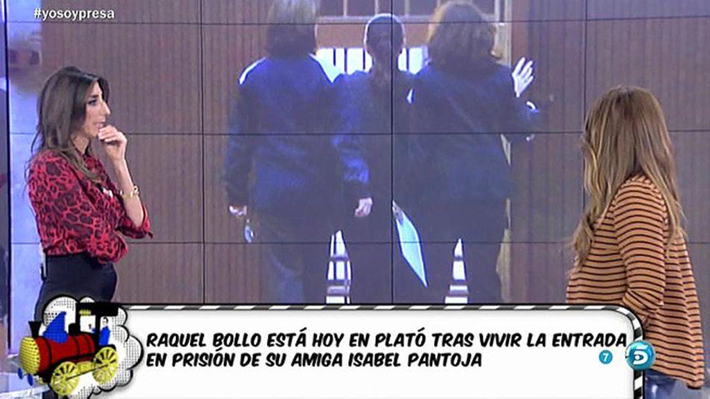 """Raquel Bollo: """"Hiciese lo que hiciese, Isabel iba a ser criticada"""""""
