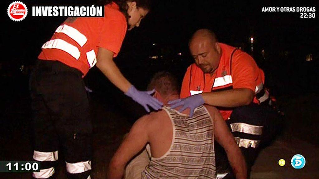 Intoxicaciones etílicas y por drogas: el día a día del servicio de emergencias de Ibiza