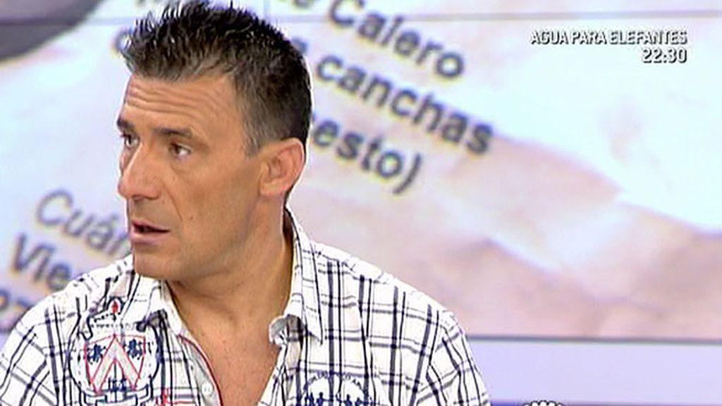 """A. Perdiguero, subinspector de Ciudad Lineal: """"Hay un candado en la información y los policías no saben a quién buscan"""""""