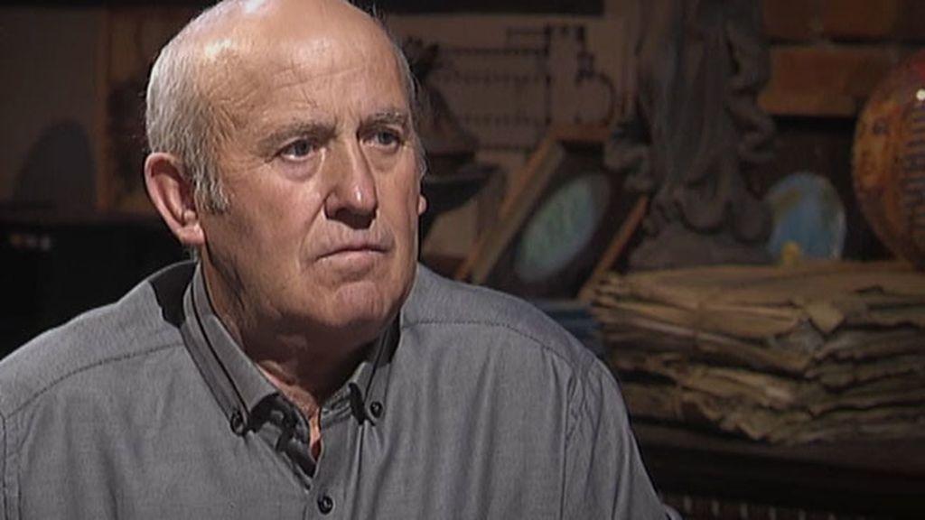 """Miguel Pereira, hijo de María Gómez: """"Las caras siempre me han dado mucho respeto"""""""