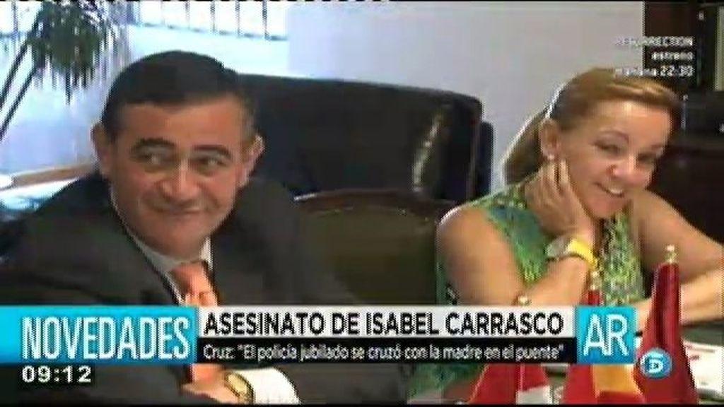 El asesinato de Isabel Carrasco fue planeado durante meses