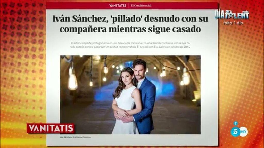 Se confirma la ruptura entre Elia Galera e Iván Sanchez