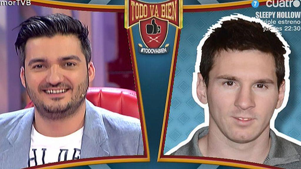 """Leo Messi: """"Cumplo 27 años pero mi papá se queda con la mitad"""""""