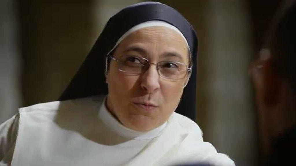 """Sor Lucía: """"No hacemos saqueo, nos lo propusieron, pero prefiero pedir"""""""