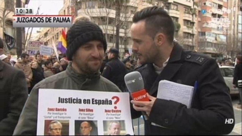 """""""¿Justicia en España?"""""""