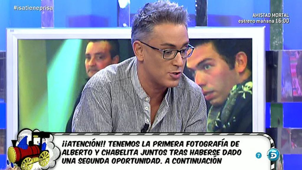 Chabelita y Alberto Isla van a mudarse a Madrid, según Kiko Hernández