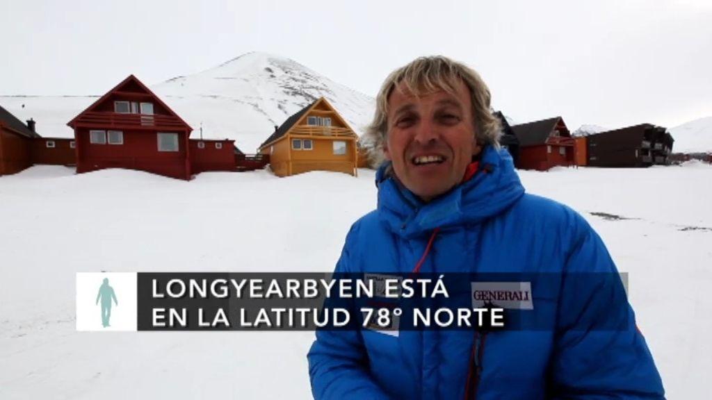 Longearbyen, la ciudad más al norte