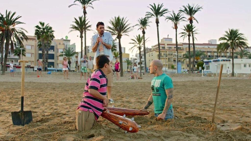Dani y Vicente se baten en duelo por Vicky