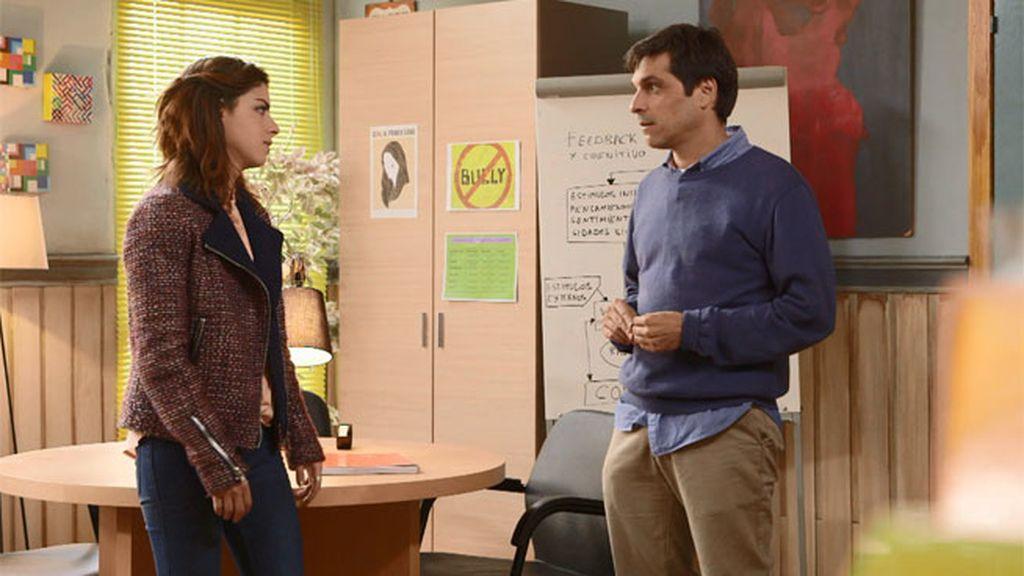 """Claudia, a Gustavo: """"Gracias por estar, por escucharme, por tener tanta paciencia"""""""