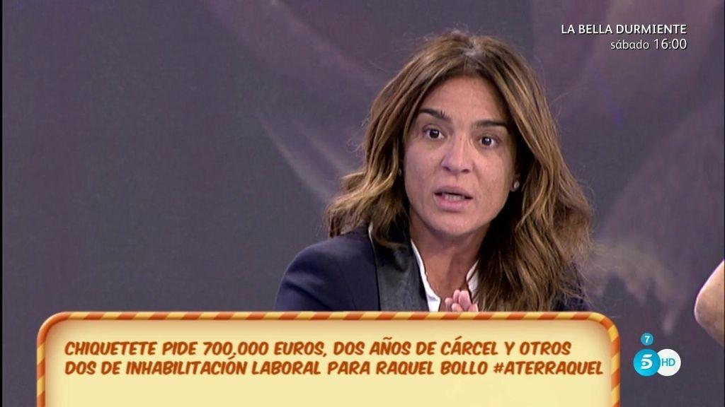 """Raquel Bollo: """"Judicialmente lucho por lo que creo que cualquier madre lucharía"""""""