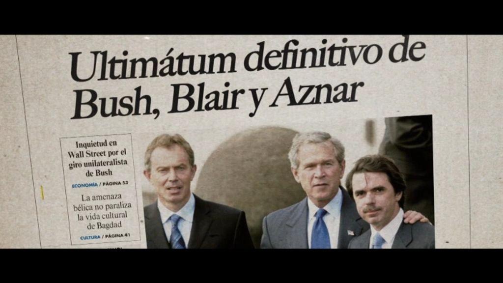 """Revilla: """"Aznar hizo un gran negocio personal con la guerra de Iraq"""""""