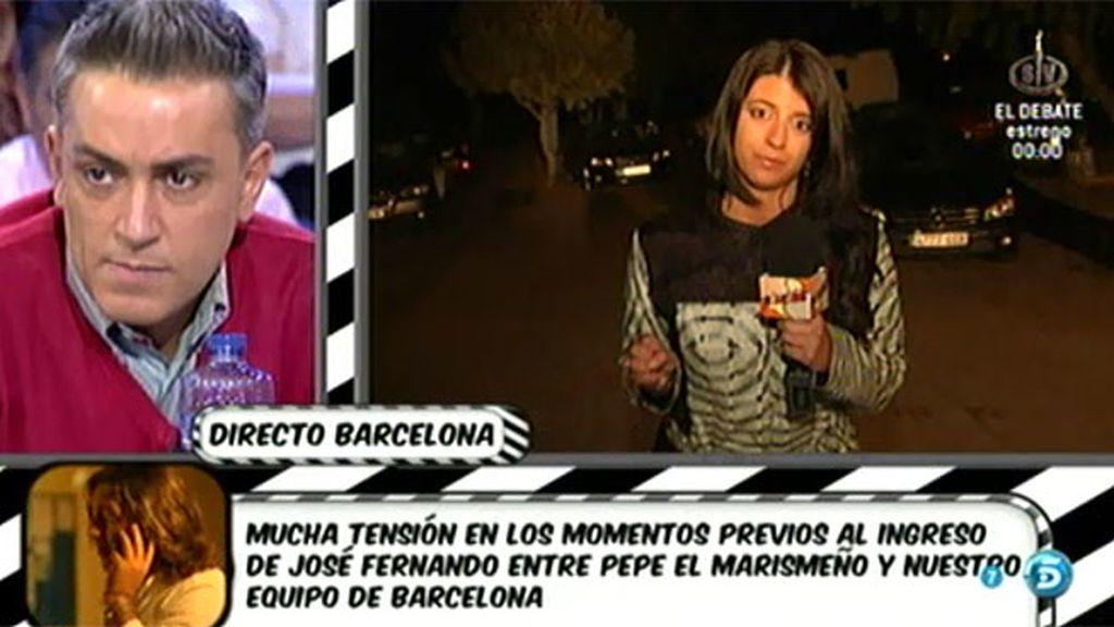Pepe el Marismeño está muy enfadado por las declaraciones de Kiko Hernández