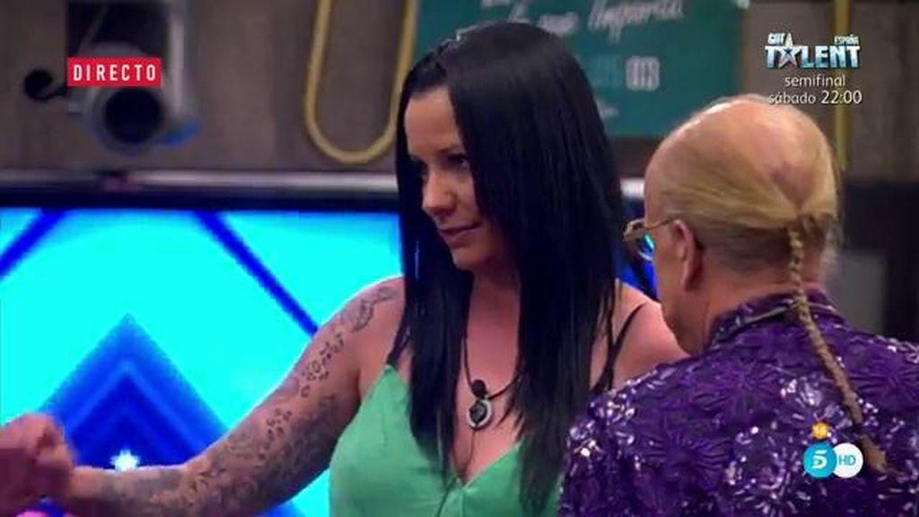 Laura Campos se queda a las puertas de la gran final de 'GH VIP'