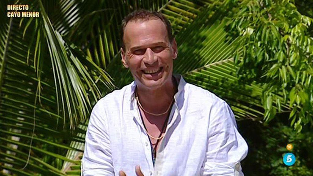 """Carlos Lozano, antes de reencontrarse con Miriam: """"No vamos a tener sexo"""""""