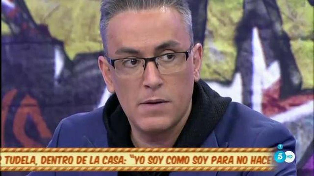 "Kiko Hernández: ""Kiko Matamoros me pidió que aflojara con Laura"""