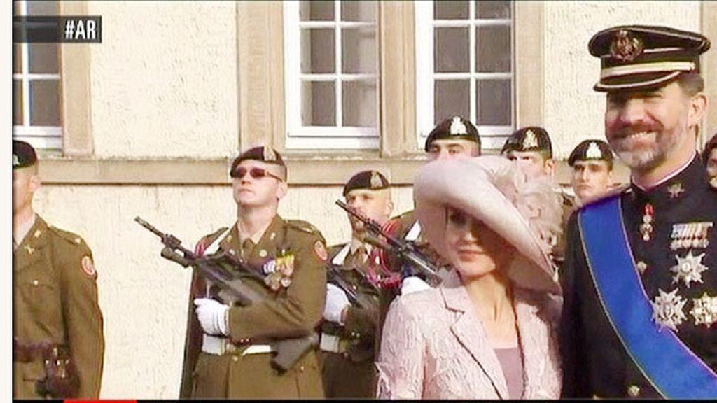 Letizia, la futura Reina de España